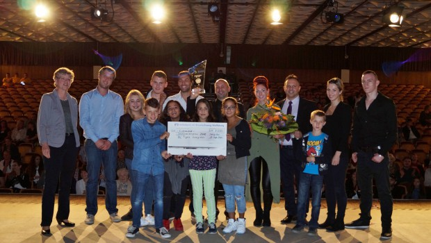 Box-Club Tigers erhält den Integrationspreis in Salzgitter