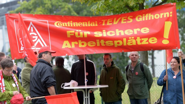 Gifhorn: Conti-Teves in der Krise