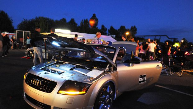 Custom-Car-Night in Ilsede: Tuning-Mekka fürs Peiner Land
