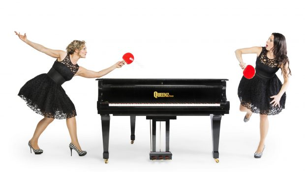 Queenz of Piano stellen in Salzgitter neues Programm vor