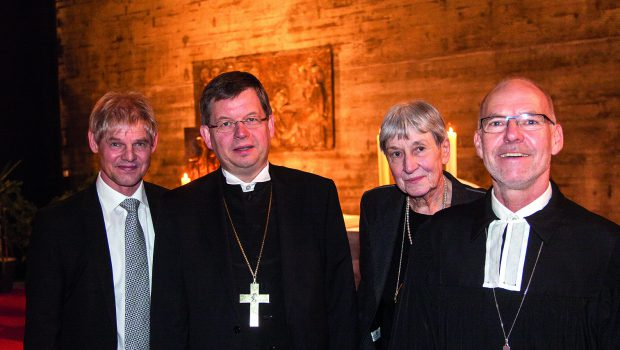 """Epiphaniasempfang: """"Rappelvolle"""" Kirche in Salzgitter-Bad"""