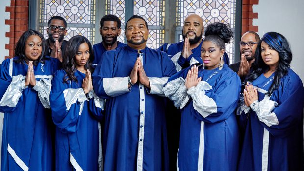 Die New York Gospel Stars singen in Salzgitter