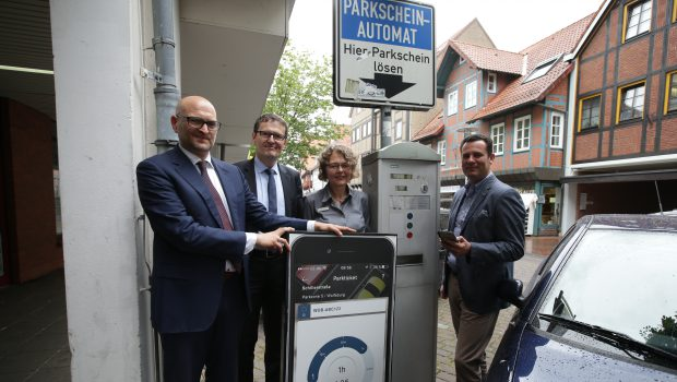 Handy-Parken in Gifhorn startet am 1. August