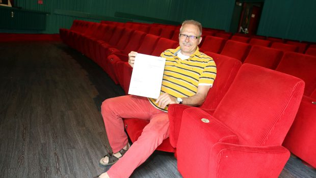 Neuer Glanz fürs Cinema in Salzgitter-Bad