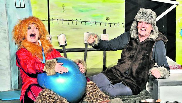 """Du träumst wohl"": Kindertheater in Salzgitter-Bad"