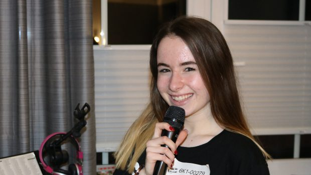 "Peiner Land: Emily (14) singt nun in den ""Battles"""