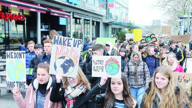 """Fridays for future"" plant nächste Demo in Wolfsburg"