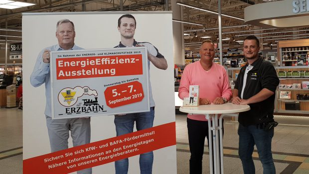 Im E-Center in Salzgitter-Bad geht es um die Energie