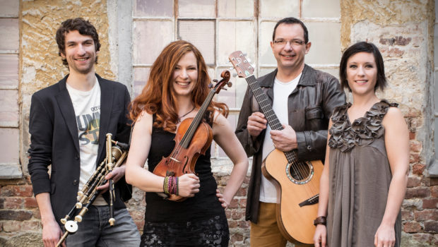 Cara spielt Celtic Folk in Salzgitter-Bad