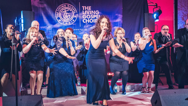 Der Living Gospel Choir gastiert in Salzgitter-Bad